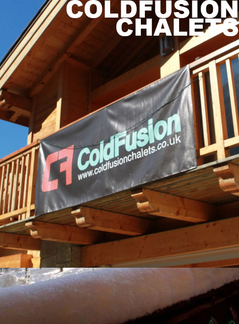 ColdFusion Chalets