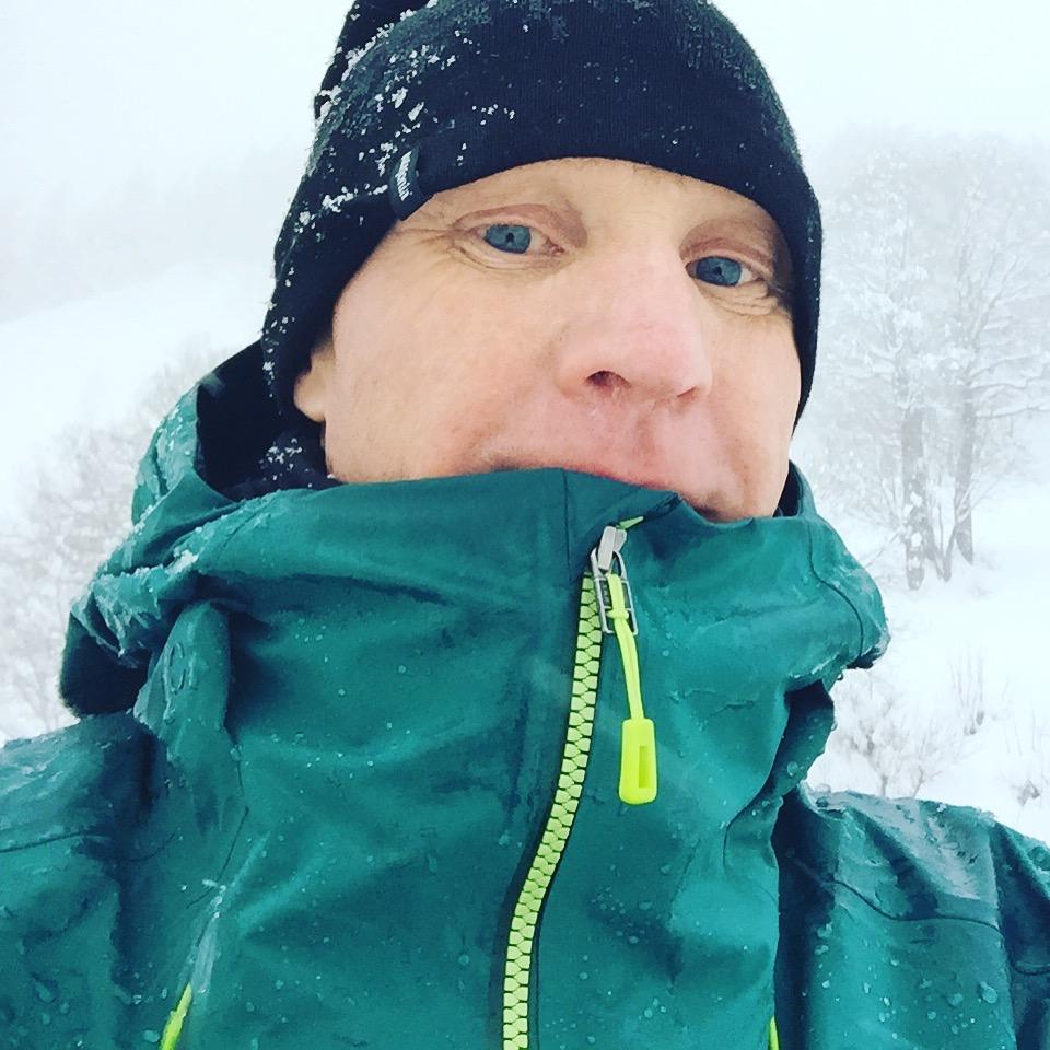 Neil McNab Snowboarding