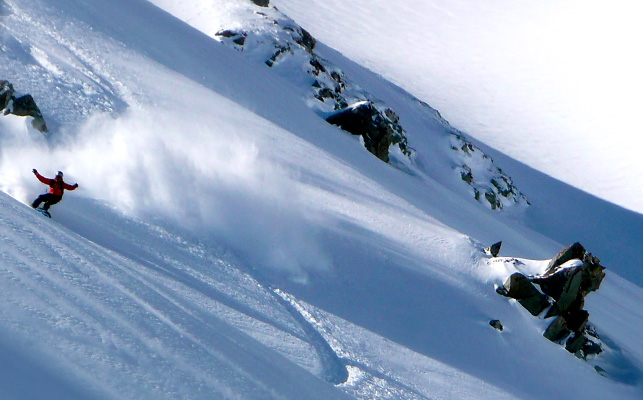 BC FREERIDE COURSE