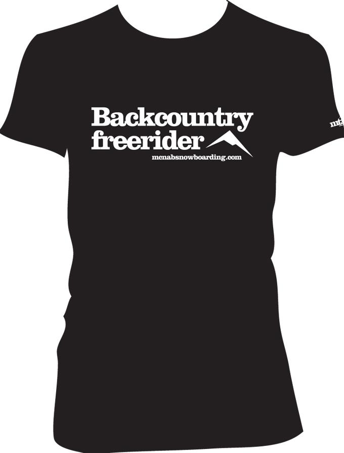 BCF-BC Freeride Tee shirt