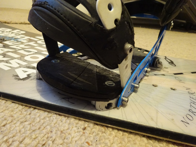Splitboard-Customised-binding-toe-raiser