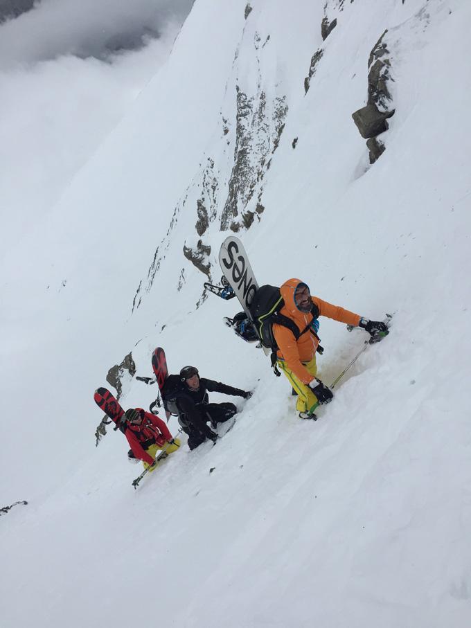 Steeps-hike